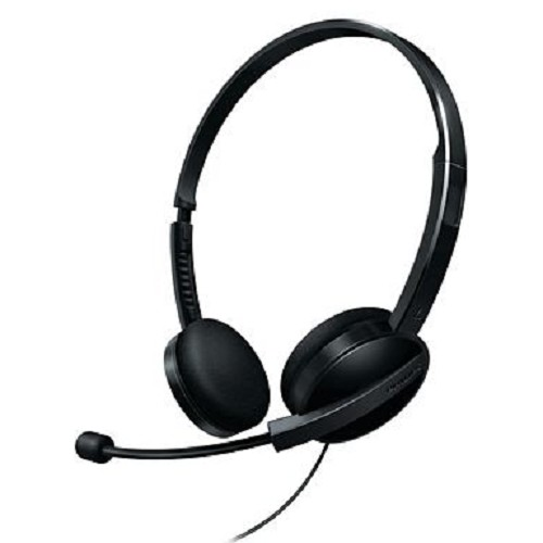 PHILIPS Headset PC [SHM 3550] - Headset Pc / Voip / Live Chat